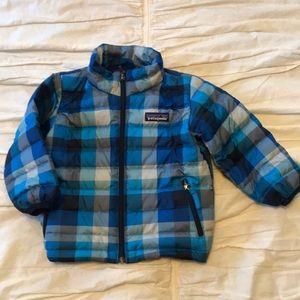 Patagonia Down Jacket 6-12 Months